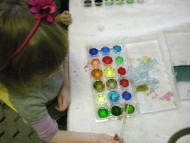 Tapping into the young artist's imagination